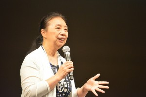NPO法人EDGE代表 藤堂栄子さん