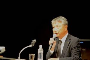 神奈川県肢体不自由児者父母の会連合会 会長 石橋吉章さん