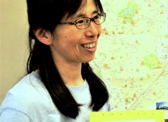 """鶴見区の親たちと地域をつなぐ""""ままっぷ""""を作る活動に尽力する今井幸子さん"""